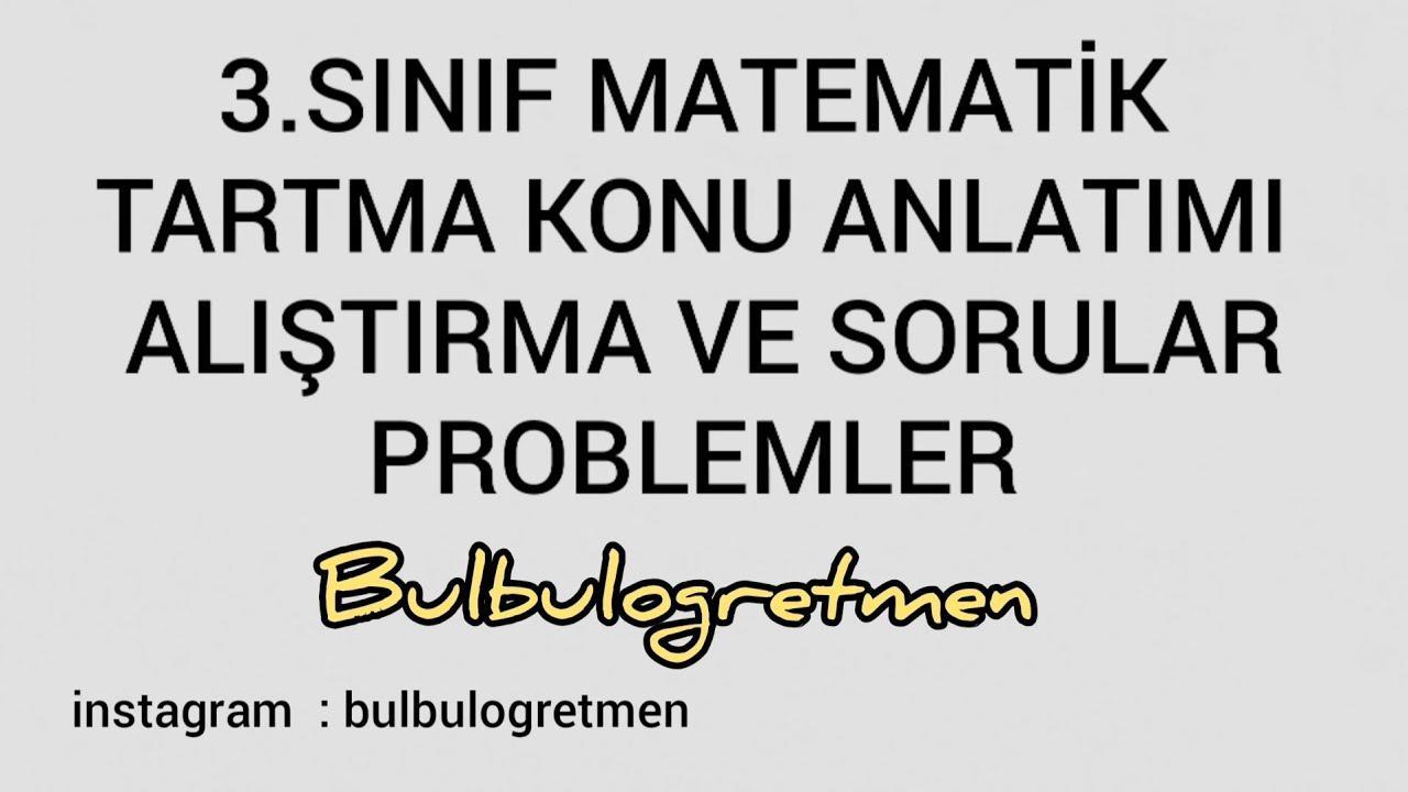 4.sınıf Matematik PROBLEM ÇÖZELİM 🤩🤩
