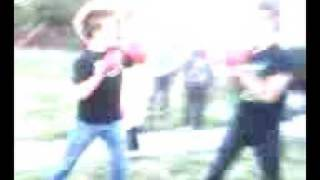 Psychobilly Boxing - Ramon Vs Joe