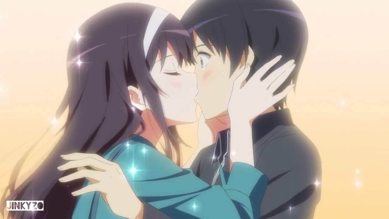 Ketika Doi Lu Tiba Tiba Cium Lu [Moment Lucu Anime]