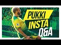 Q&A   Teemu Pukki Answers Your Questions From Instagram! 🐐