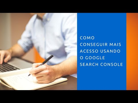 Live: Como conseguir mais acesso usando o Google search console