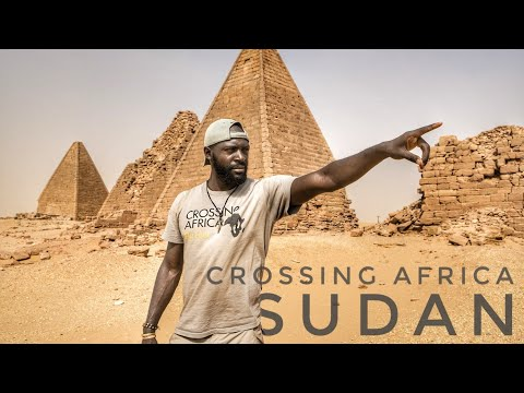 Ancient Temple of Meroe | Crossing Africa