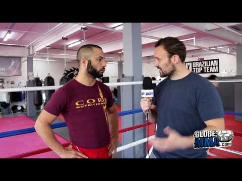 John Makdessi talks about his next fight against Mehdi Baghdad at UFC Fight Night 90