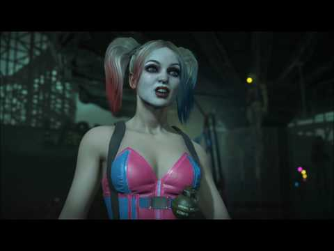 Joker and Harley All Intro Dialogues Injustice 2
