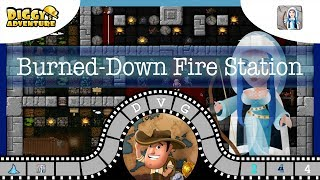 [~Skadi~] #4 Burned Down Fire Station - Diggy