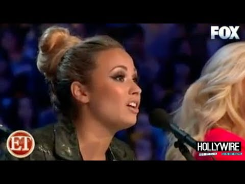 Demi Lovato Insulted By X Factor Candidate