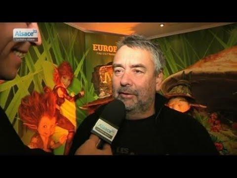 Luc Besson à Europa Park