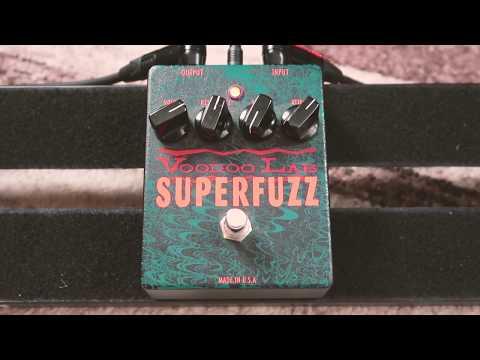 Voodoo Lab Superfuzz (demo)