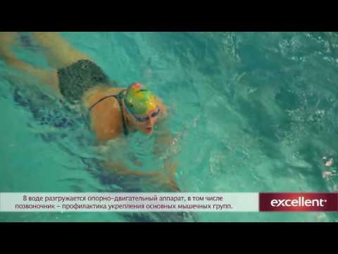 Aqua-ЛФК (плавание)