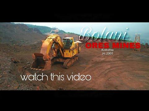 SAIL RMD Bolani || Iron Mines Odisha