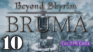 Let's Play Beyond Skyrim: Bruma (Blind), Part 10: Count Corvain & the Jerall View Inn