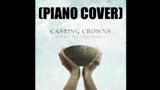 Casting Crowns - Just Another Birthday (Piano Cover/Instrumental)