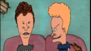Beavis and Butthead - If I only had a brain