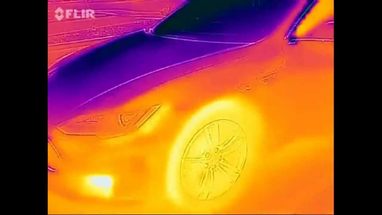 Tesla Motors Model S: Failed Cooling Fan and Thermal Image ...