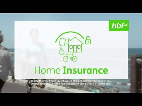 HBF Home and Contents Insurance