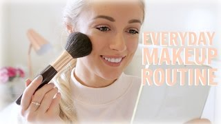 EVERYDAY MAKEUP ROUTINE   |  Chatty Natural Look GRWM  |   Fashion Mumblr
