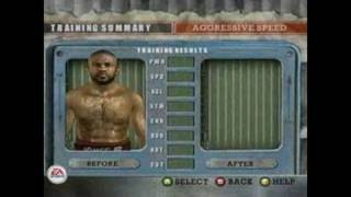 Fight Night Round 2 PlayStation 2 Gameplay - Body