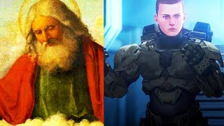 Halo Lore - Is Master Chief a PROPHET? Is God real in Halo Lore?
