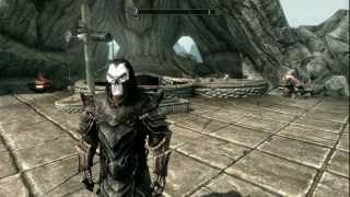 Skyrim Mod of the Day - Episode 26: Darksiders 2 Mask/Female Daedric Armor Remodel/Portal Mod