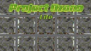 Project Ozone Lite - GROWTH CRYSTALS [E27] (HermitCraft Server Modded Minecraft Sky Block)