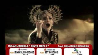 "MULAN JAMEELA ""CINTA MATI 3"" (OFFICIAL VIDEO)"