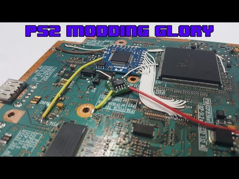 Super Challenging Mods for the Playstation 2 Slim