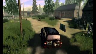 UAZ 4x4 Racing On Nvidia GTS 250 Maxed Out