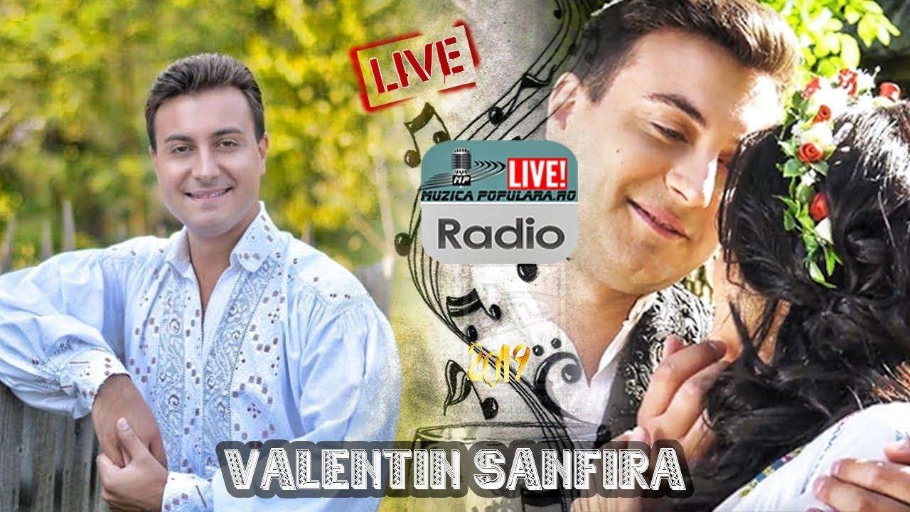 Valentin Sanfira Colaj Nou Live 2019 Muzica De Petrecere 2019 Hora