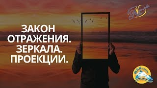 Закон отражения. Зеркала. Проекции. Ника Верникова