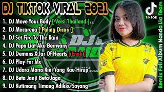 DJ MOVE YOUR BODY SLOW VERSI THAILAND X PAK CEPAK CEPAK JEGER TIKTOK TERBARU 2021