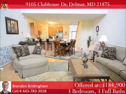 9105 Clubhouse Dr, Delmar, MD 21875