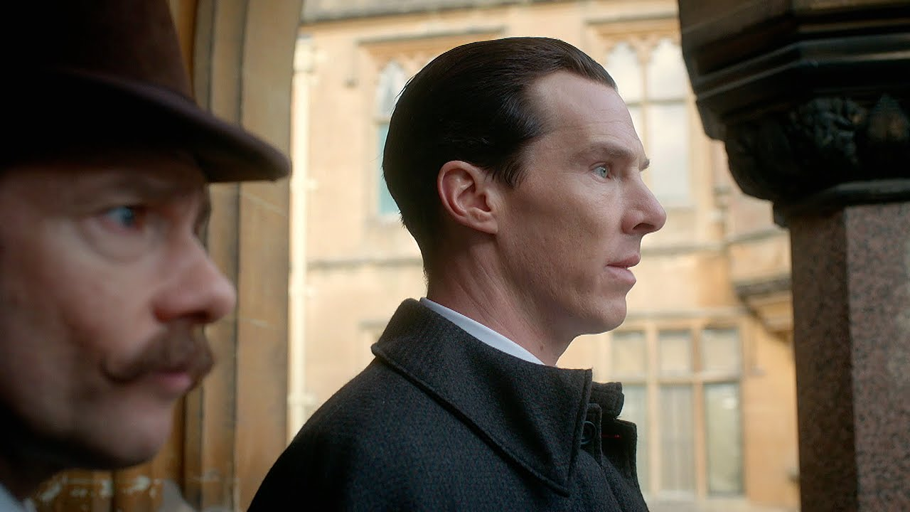 Sherlock: The Abominable Bride Trailer #2