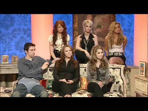 Girls Aloud : Interview (Paul O'Grady Show 2006)