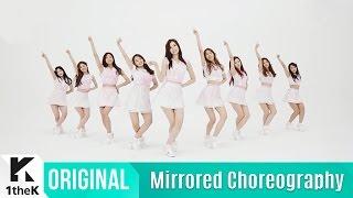 [Mirrored] gugudan(구구단) _ Wonderland Choreography(원더랜드 거울모드 안무영상)_1theK Dance Cover Contest