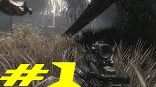 """Call Of Duty: Ghosts Gameplay Campaign - Part 1 """"PS4"""" #HDGaming"""