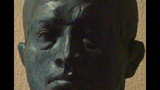 Уроки скульптуры и рисунка: лепка головы, часть 4, исправление ошибок