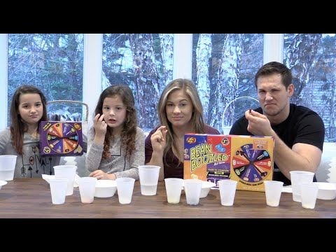 Bean Boozled with Bratayley! Part 2