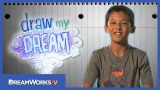 Gambar cover The Sombrero Hero   DRAW MY DREAM