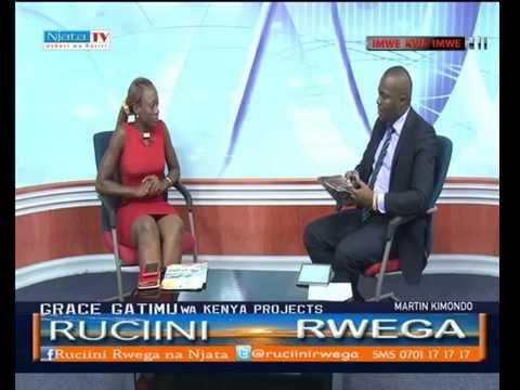 KENYA PROJECTS BUDGET HOMES GRACE GATIMU INTERVIEW ON NJATA TV