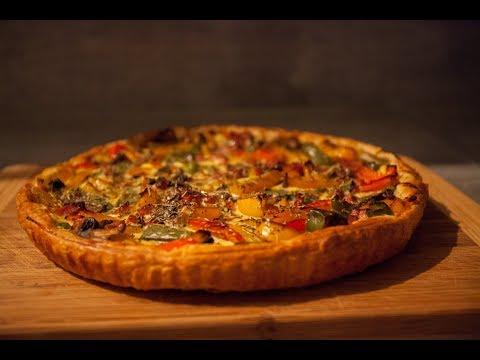 quiche-poivrons,-lardons-et-champignons-|-la-cuisine-de-monica