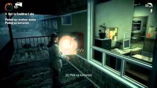 Alan Wake - Episode 6 Departure - Part 1 - To Cauldron Lake