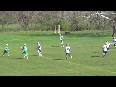 St.Mary's Lacrosse @ Missouri Military Academy pt.1