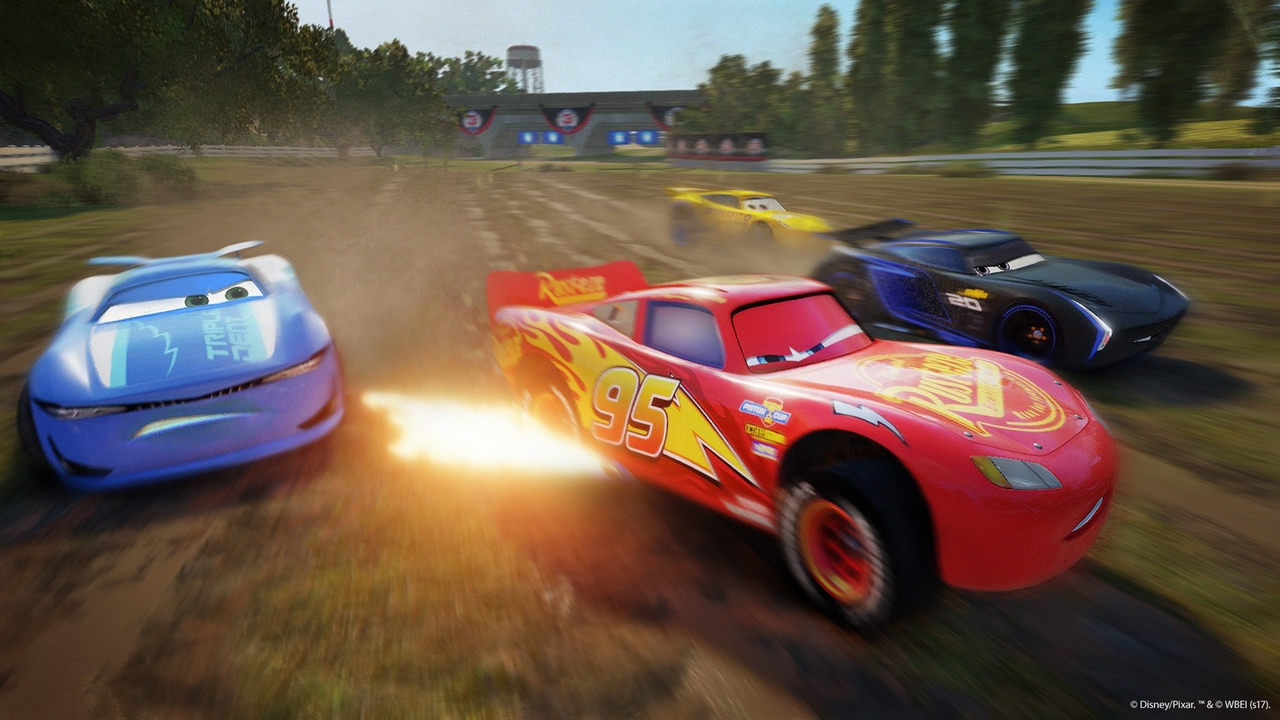 Cars 3 Game Official First Look Video Youtube