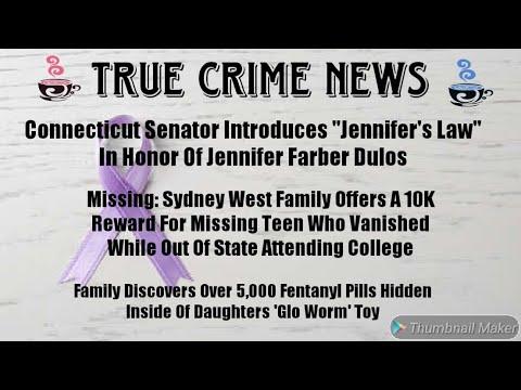 "Connecticut Senator Introduces New Law ""Jennifer's Law"" In Honor Of Jennifer Farber Dulos"