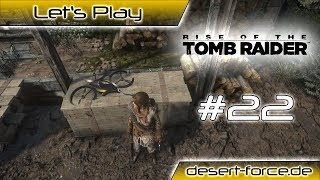 Rise of the Tomb Raider #22 Dronen Vernichtung [Let's Play]