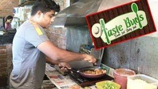 Taste Buds    The Coffee Cup, Sainikpuri, Secunderabad    Episode 8