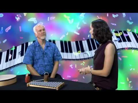 """""""Music for Your Mind"""" on ThinkTech Hawaii - Sounding Joy Music Therapy"""