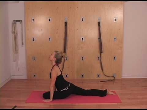 zengirl fitnessyoga hip stretch sequence  youtube