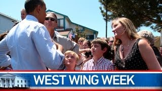 "West Wing Week: 5/18/12 or ""Reach High and Hope Deeply"""