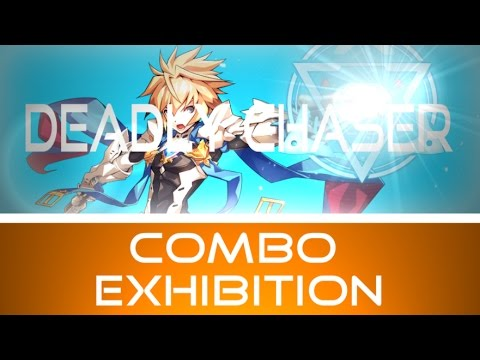 [Elsword NA] Deadly Chaser Combo Exhibition